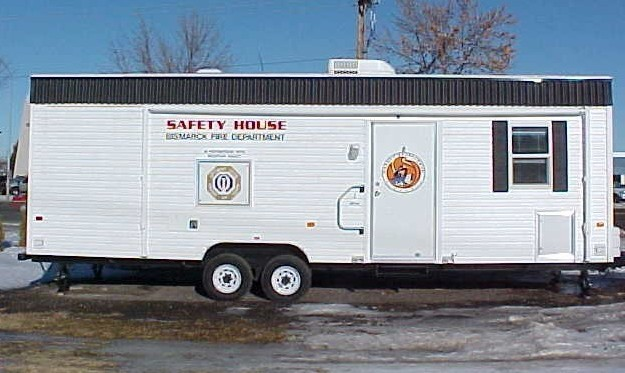 Safety Trailer