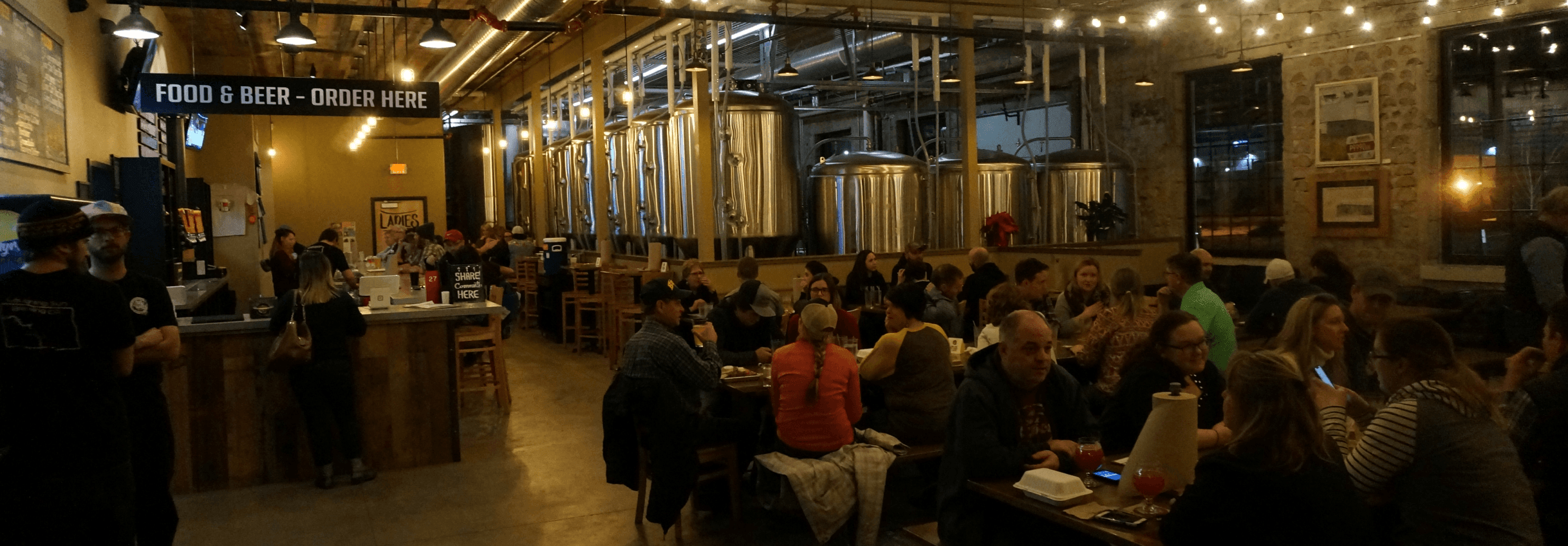Laughing Sun Brewery - Photo Credit:  Daniel Nairn