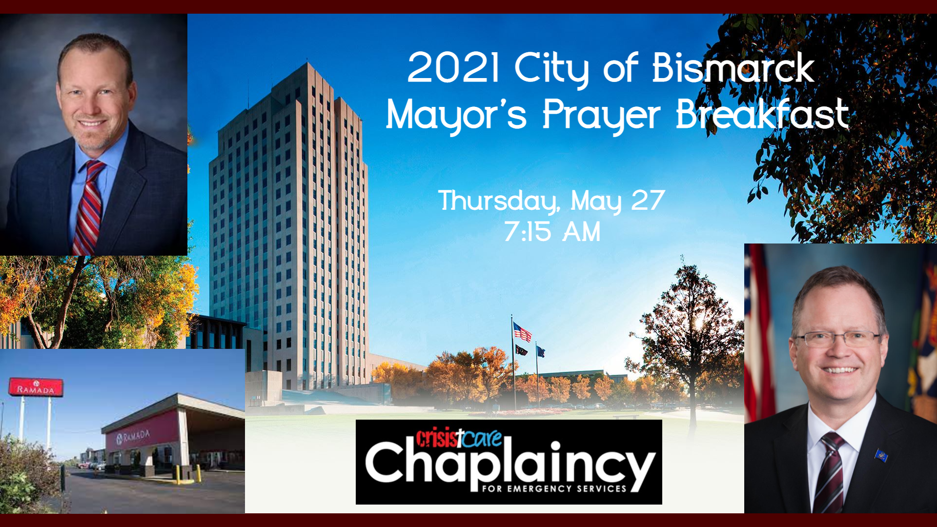 2021 Prayer Breakfast