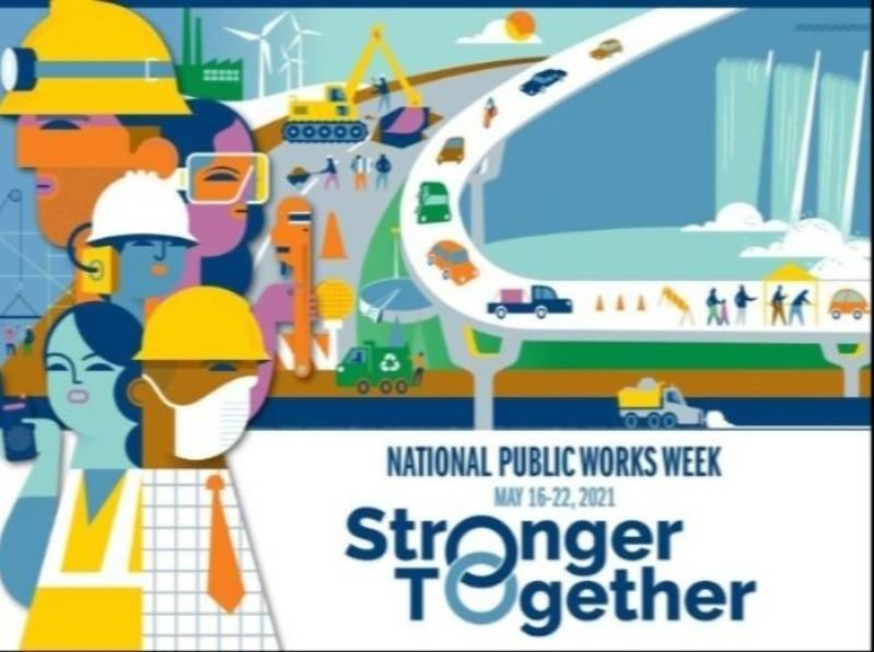 Public Works Week 2021 image