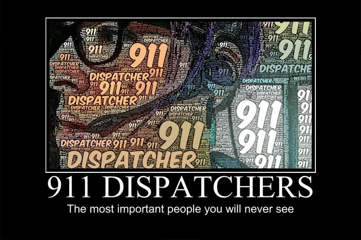 911 Dispatchers the most important people youll never see