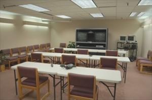 photo of bpl's executive conference room