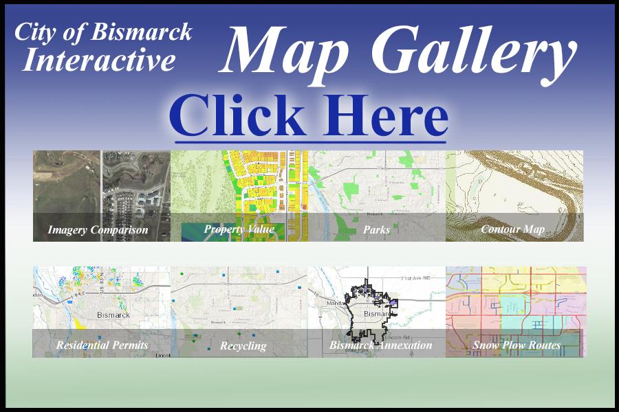 GIS Maps Bismarck ND Official Website